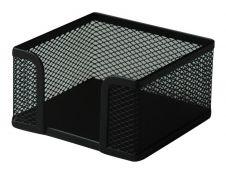 Pierre Henry - Porte-mémo métal/mesh - noir