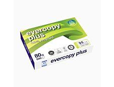 Clairefontaine Evercopy + - Papier blanc recyclé - A4 (210 x 297 mm) - 80 g/m² - 500 feuilles
