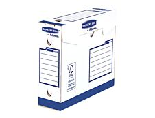 Bankers Box Heavy Duty A4+ - Boîte archives - dos 8 cm - Fellowes