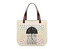 "Legami - Sac en coton ""everyday rain"""