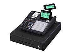 Casio SE-C450 - caisse enregistreuse - 3000 PLU - Tiroir : 8 pièces et 4 billets - certifié loi fiscale 2018.