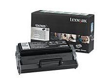 Lexmark 12A7405 - noir - cartouche laser d'origine