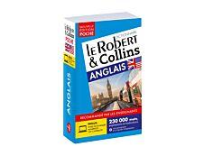 Le Robert & Collins Dictionnaire de poche Anglais (nouvelle édition)