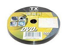 TX - 10 DVD-R - 4.7 Go