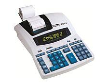Rexel Ibico Professional 1231X - Calculatrice imprimante - LCD - 12 chiffres - alimentation batterie