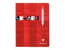 Clairefontaine - Cahier de dessin 17 x 22 cm - 32 pages blanches