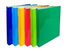 Exacompta - Classeur à anneaux - Dos 40 mm - A4 - pour 275 feuilles - disponible dans différentes couleurs