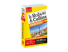 Le Robert & Collins Dictionnaire de poche Espagnol