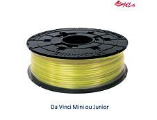 XYZprinting - Filament 3D PLA - jaune clair - Ø 1,75 mm - 600g