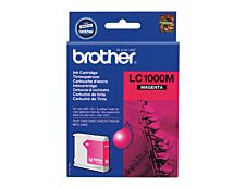 Brother LC1000 - magenta - cartouche d'encre originale