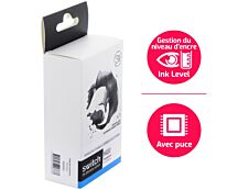 HP 304XL - remanufacturé Switch - noir - cartouche d'encre Premium
