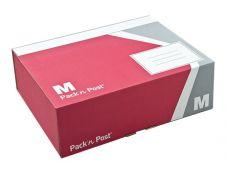 GPV Pack'n Post M - Boîte postale d'expédition - 32,5 cm x 24 cm x 10,3 cm