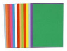 """Exacompta Rock""""s - 100 Sous-chemises - 80 gr - pour 100 feuilles - couleurs assorties"""