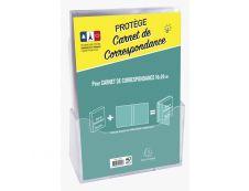 Protège carnet de correspondance - Exacompta