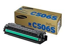 Samsung CLT-C506S - cyan - cartouche laser d'origine