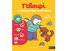 T'choupi s'occupe des animaux