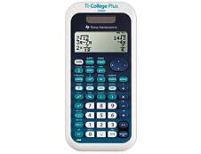 Calculatrice scolaire TI-College Plus - calculatrice speciale collège