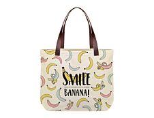 """Legami - Sac en coton """"everyday banana"""""""