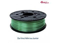 XYZprinting - Filament 3D PLA - vert clair - Ø 1,75 mm - 600g