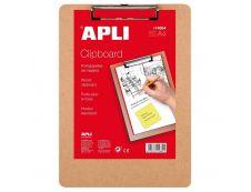 Apli - Porte bloc - A4 - bois