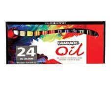 Daler-Rowney Graduate - Peinture à huile - pack de 24 - 22 ml