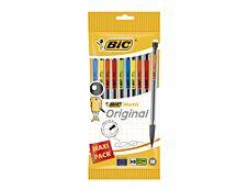BIC Matic Classic - Pack de 10 porte mines - HB - 0,7 mm