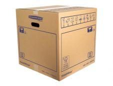 Bankers Box SmoothMove - 10 cartons déménagement 88,5L - Fellowes