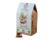 Terramoka Monsieur Albert - 15 capsules de café type Nespresso - arabica