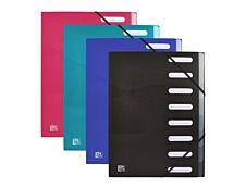 Oxford Osmose - Trieur extensible 8 positions - disponible dans différentes couleurs