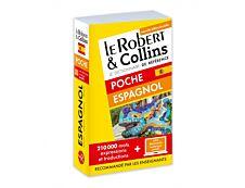 Le Robert & Collins Dictionnaire de poche Espagnol +Version à télécharger