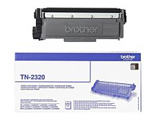 Brother TN2320 - noir - cartouche laser d'origine