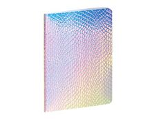 Carnet de notes ligné/pointillés  Ariel - 10.5 x 15 cm - Exacompta