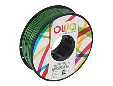 OWA - filament 3D PLA-S - vert - Ø 2,85 mm - 750g