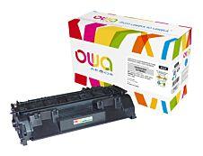 Owa K15120OW cartouche équivalente HP 05A - noir
