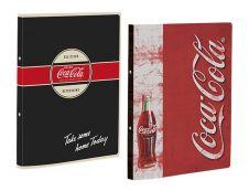 Viquel Coca-Cola - Classeur souple à anneaux - A4