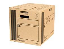 Bankers Box SmoothMove - 10 cartons déménagement 41L - Fellowes