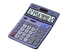 Calculatrice de bureau Casio DF-120 TER II - 8 chiffres - alimentation batterie et solaire