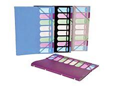 Viquel - Trieur polypro 6 positions - disponible dans différentes couleurs