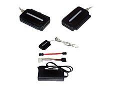MCL Samar - convertisseur USB 2.0 type A (M) vers S-ATA, IDE HE10 40 (F) et IDE HE10 44 (F) miniature