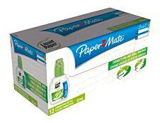 Papermate - Pack de 12 correcteurs liquides