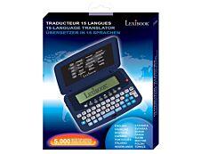 Lexibook Traducteur électronique 15 langues