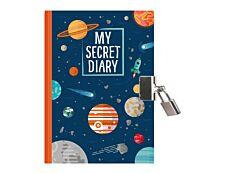 Legami My secret diary - Journal intime planètes avec cadenas