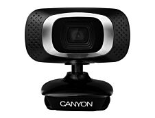 Canyon CNE-CWC3N - Webcam HD 720p