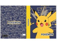 Classeur rigide Pokemon - 4 anneaux - Bagtrotter