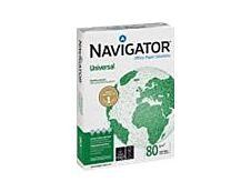 Navigator Universal - Papier blanc - A4 (210 x 297 mm) - 80 g/m² - 500 feuilles