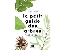 Le Petit guide des arbres - 70 espèces à découvrir