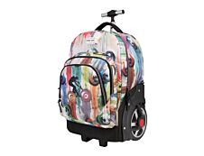 PRODG Freestyle Travel GTX - Sac à dos trolley 35x53x34 cm - multicolore