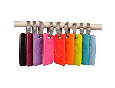 Color Pop - Etiquette bagages - disponible dans différentes couleurs