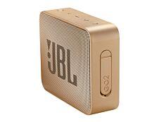 JBL Go 2 - Mini enceinte sans fil - bluetooth - champagne