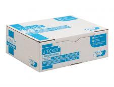 GPV - 500 Enveloppes DL 110 x 220 mm - 90 gr - fenêtre 35x100 mm - blanc - bande adhésive ouverture rapide